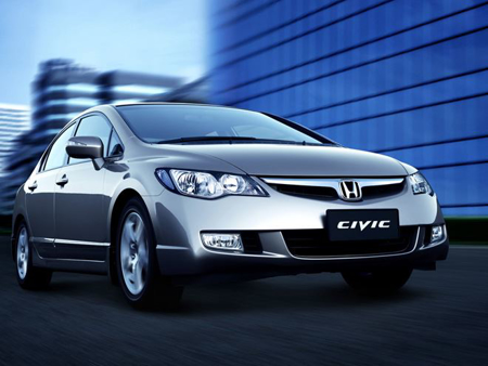 Picture for category CIVIC / UH6 / 2006-2012