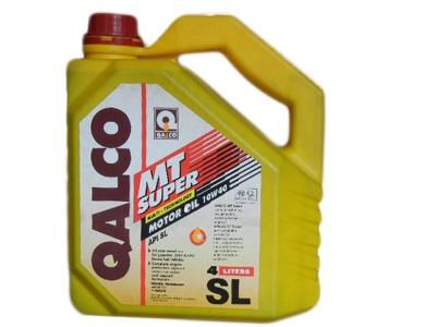 Qalco Motor Oil MT SUPER SL 4 Litre
