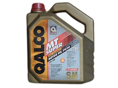 Qalco Motor Oil MT SUPER SM 4 Litre