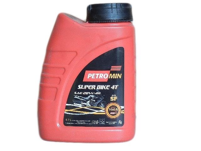 Petromen Motor Oil Extra Super 0.7 Litre