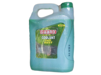 Guard 4 L Coolant Green