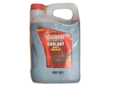 Guard 4 L Coolant Red