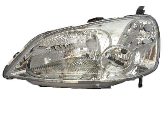 Picture of HEAD LIGHT HONDA CIVIC 2001-2003
