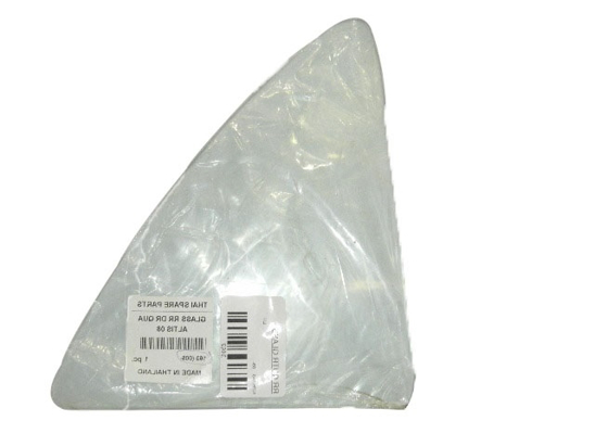 GENUINE QUARTER GLASS R RH NZE-140