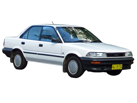 Picture for category COROLLA / EE-90 / 1988-1991