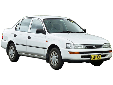 Picture for category COROLLA / EE-100 / 1996-1998