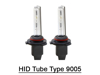 HID Tube Type 9005