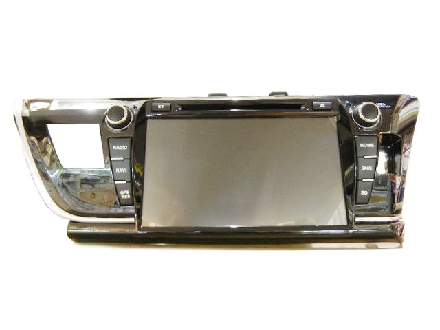"Toyota Corolla  2016 Andriod 9"" DVD/Navigation System Genuine"