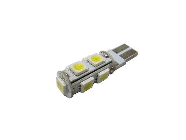 9 SMD LED Bulb White