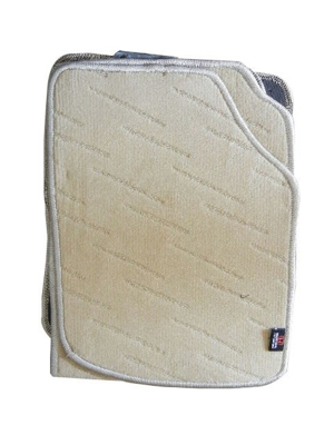 Carpet Floor  Mat Beige Color GM1