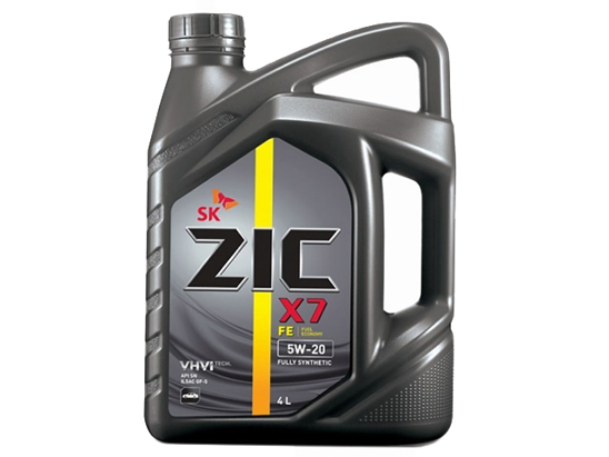 ZIC X7 (A+) 4 Litre