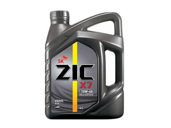 ZIC X7 (A) 4 Litre