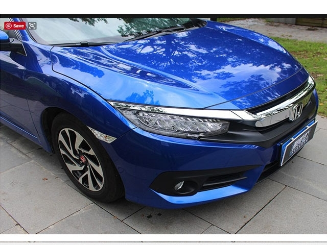 Honda Civic 2017 LED Head Light FC6