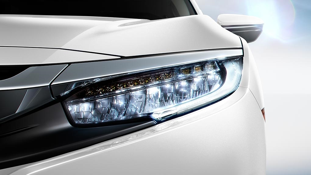 Honda Civic 2017 LED Head Light