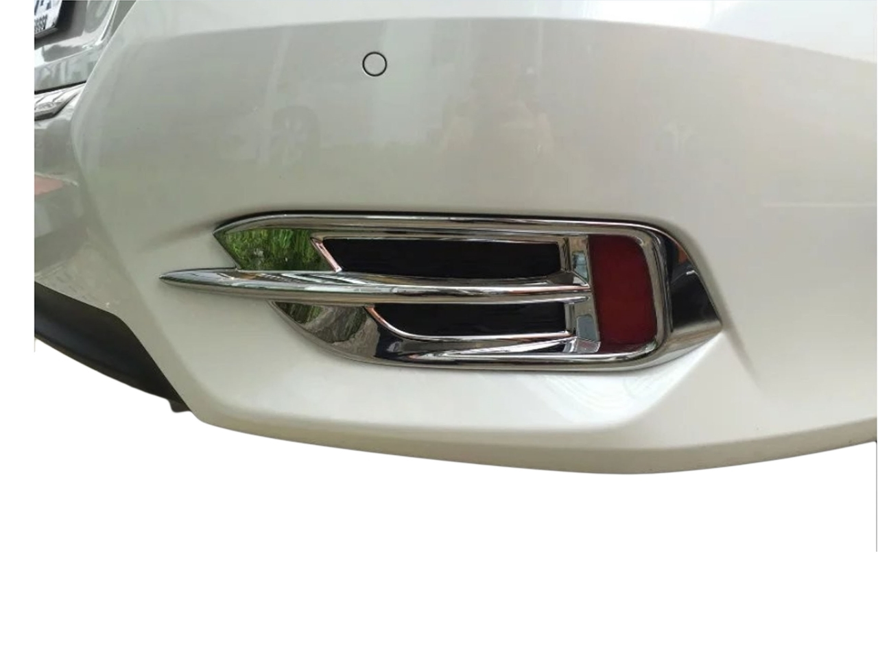 Civic Rear Fog Lamp Cover Chrome