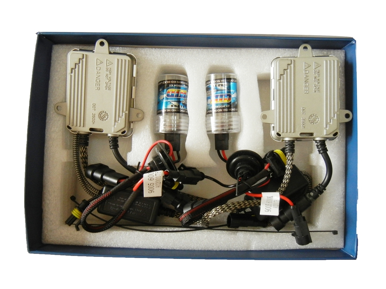 HID Conversion Kit Slim Ballast 55W