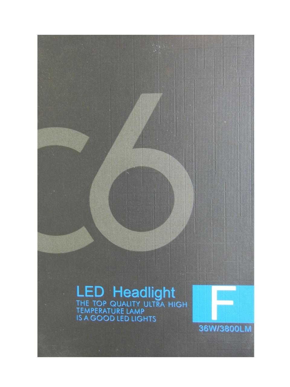 LED Head Light Tube