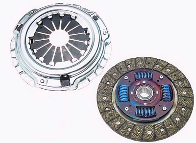 Clutch & Pressure Plate Set Honda Civic 2006