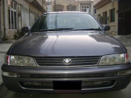 Picture for category COROLLA / AE-102 / 1999-2000