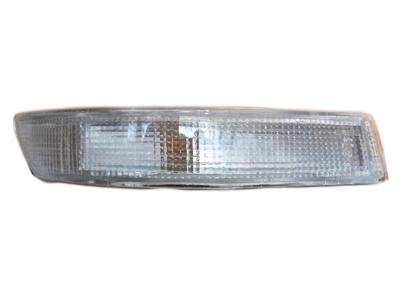 Front Lamp Unit Genuine RH Toyota Corolla 2000