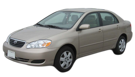 Picture for category COROLLA / NZE-120 /  2004-2008